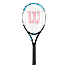 Wilson Ultra 100UL V3 Tennis Racquet Black / Blue 4 1/4in, , rebel_hi-res