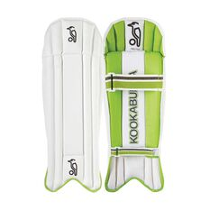 Kookaburra Pro 700 Wicketkeeping Pads Adult, , rebel_hi-res