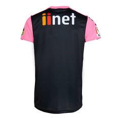 Sydney Sixers 2019/20 Kids Neon Nights BBL Jersey Black / Magenta, Black / Magenta, rebel_hi-res