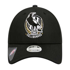 Collingwood Magpies 2019 AFLW 9FORTY  Training Cap, , rebel_hi-res