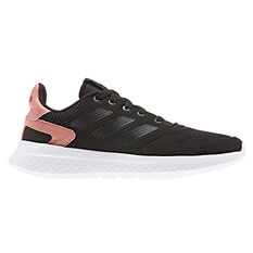 adidas Archivo Womens Casual Shoes Black / Pink US 6, Black / Pink, rebel_hi-res