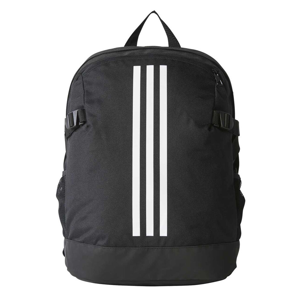 adidas BP Power IV Medium Backpack Black   White  d224a4d17f802