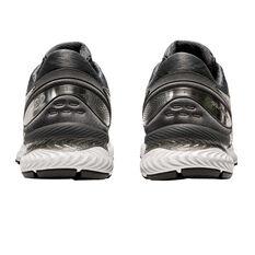 Asics GEL Nimbus 22 Platinum Mens Running Shoes, Grey/Silver, rebel_hi-res