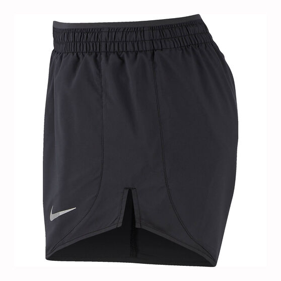 Nike Womens Tempo Luxe 3in Running Shorts, Black, rebel_hi-res