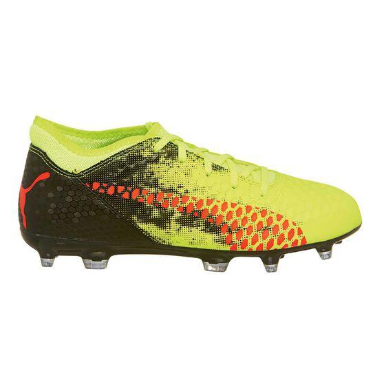 Puma Future 18.4 HyFG Kids Football Boots, , rebel_hi-res