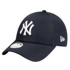 New York Yankees Womens New Era 9FORTY Team Cap, , rebel_hi-res