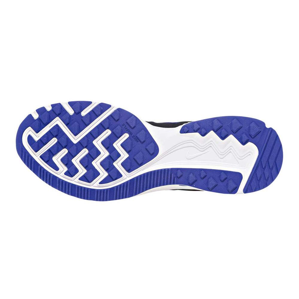 Nike Zoom Winflo 3 Mens Running Shoes Black   Blue US 9.5  1092a8602b92