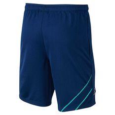 Nike Dri-FIT CR7 Boys Soccer Shorts Blue / Teal XS, Blue / Teal, rebel_hi-res