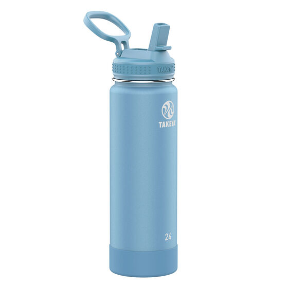Takeya Actives Spout 950ml Insulated Bottle, , rebel_hi-res
