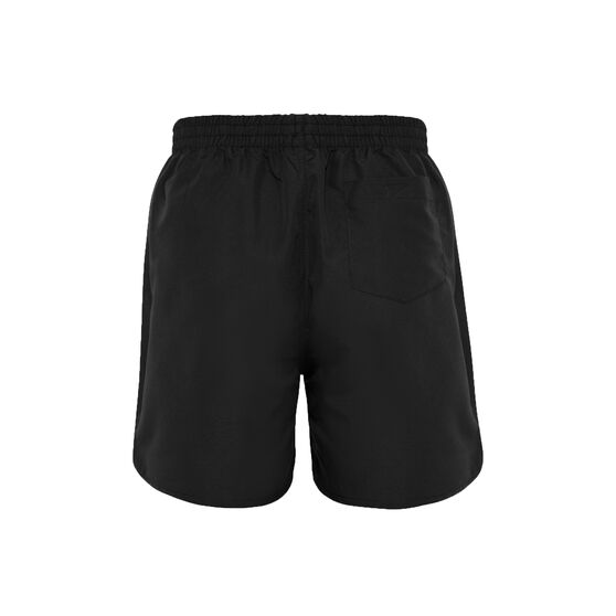 Canterbury Mens Small Logo Tactic Shorts, Black, rebel_hi-res