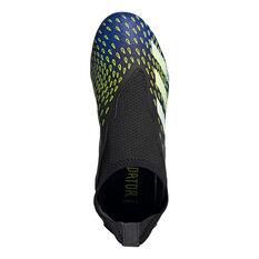 adidas Predator Freak .3 Laceless Kids Football Boots, Black, rebel_hi-res