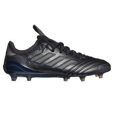 adidas Copa 18.1 Mens Football Boots Black US 7 Adult, Black, rebel_hi-res