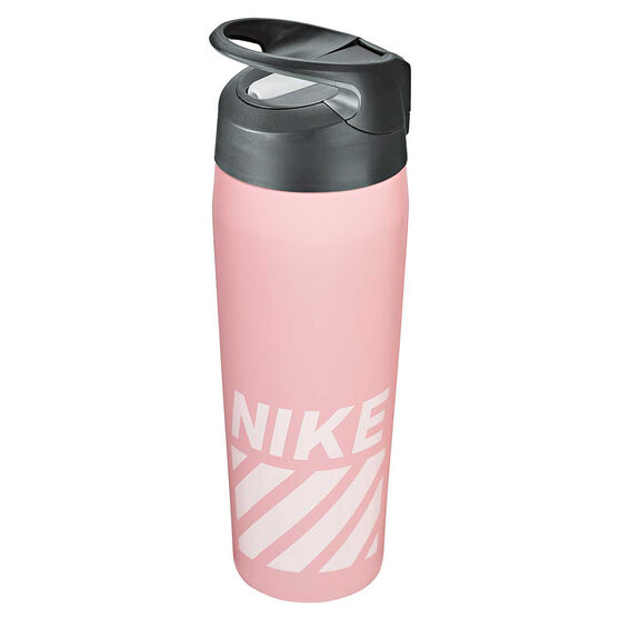 Nike Hypercharge Stainless Steel 473ml Water Bottle Storm Pink, Storm Pink, rebel_hi-res