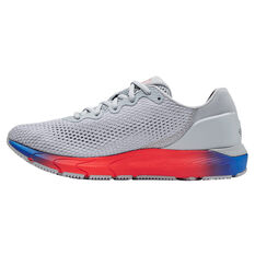Under Armour HOVR Sonic 4 Colourshift Mens Running Shoes Grey/Blue US 7, Grey/Blue, rebel_hi-res