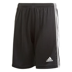 adidas Boys Squadra 21 Shorts Black 6, Black, rebel_hi-res