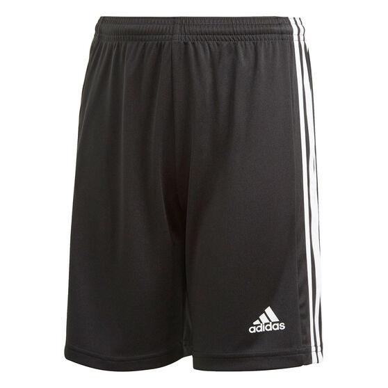 Adidas Boys Squadra 21 Shorts, Black, rebel_hi-res