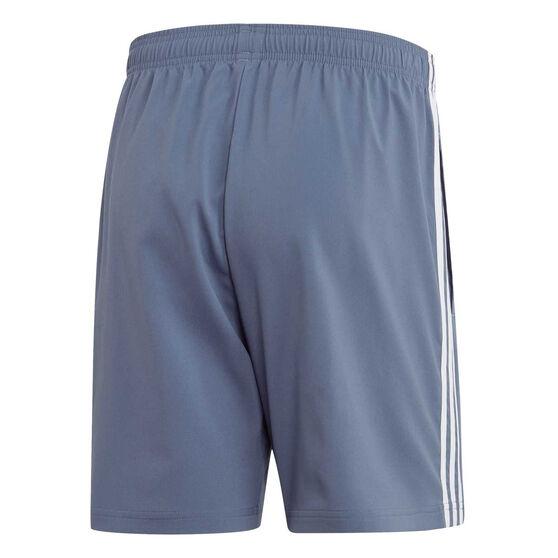 adidas Mens Essentials 3-Stripes Chelsea Shorts, Navy, rebel_hi-res