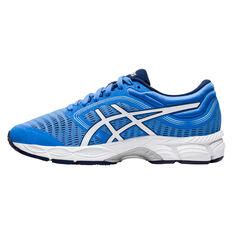 Asics GEL Ziruss 3 Womens Running Shoes, Blue/White, rebel_hi-res