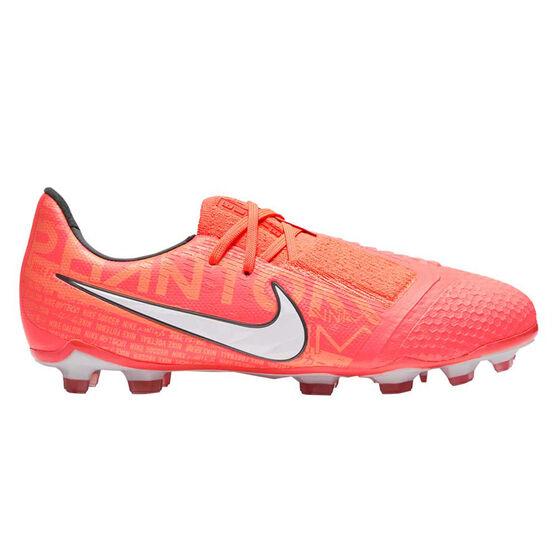 Nike Phantom Venom Elite Kids Football Boots, Red / Yellow, rebel_hi-res