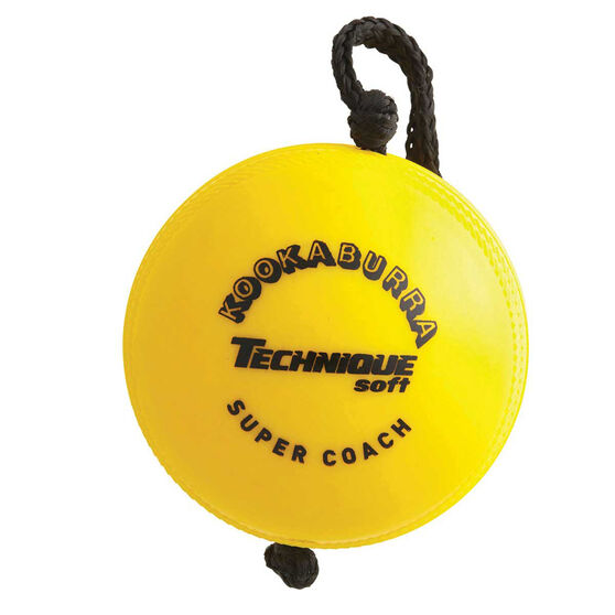 Kookaburra Super Coach Soft Training Cricket Ball, , rebel_hi-res