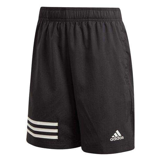 adidas Boys 3-Stripes Shorts, , rebel_hi-res
