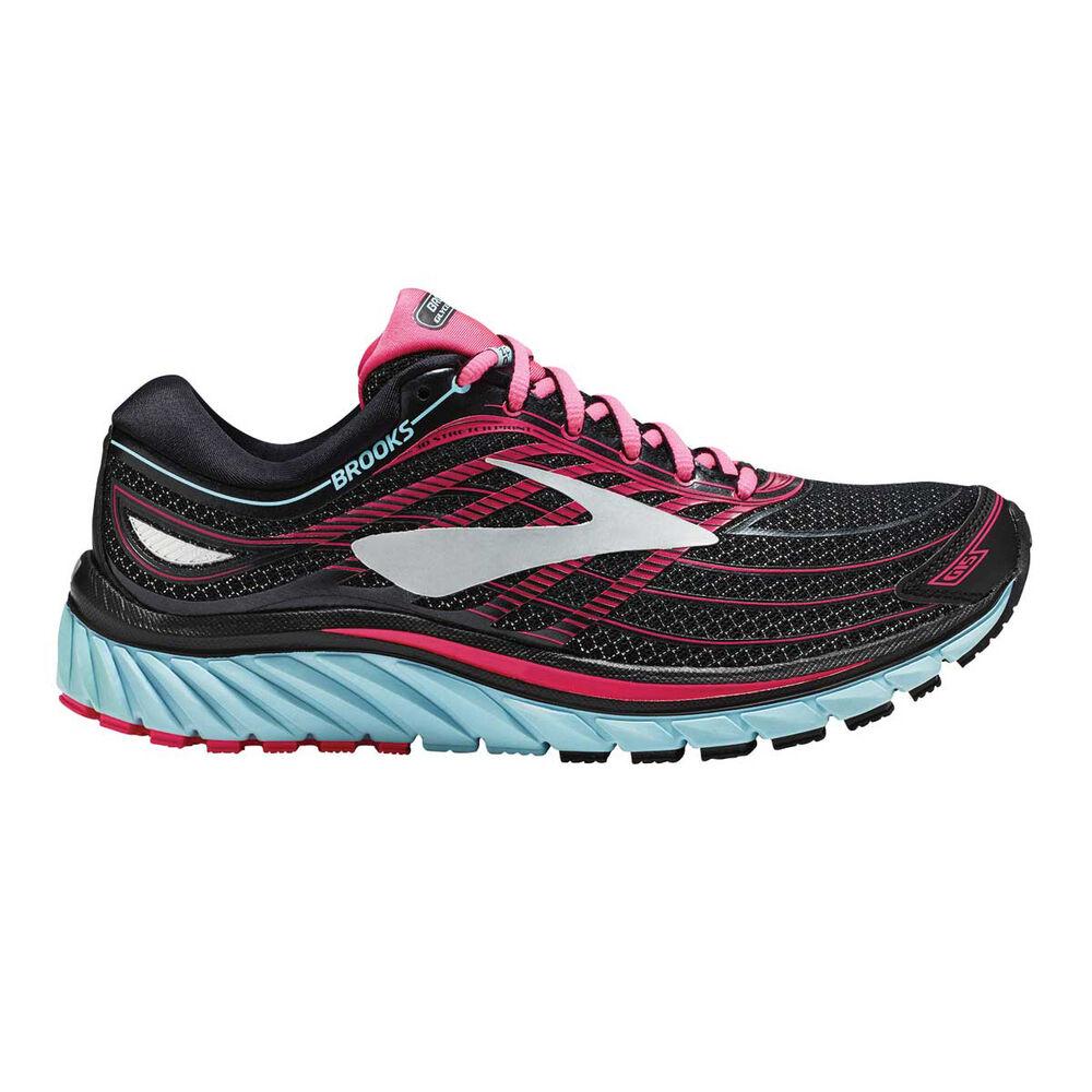 b7d2e7628cd Brooks Glycerin 15 Womens Running Shoes Black   Pink US 6.5