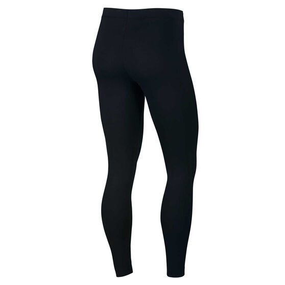 Nike Womens Sportswear Club Leggings Black XS, Black, rebel_hi-res