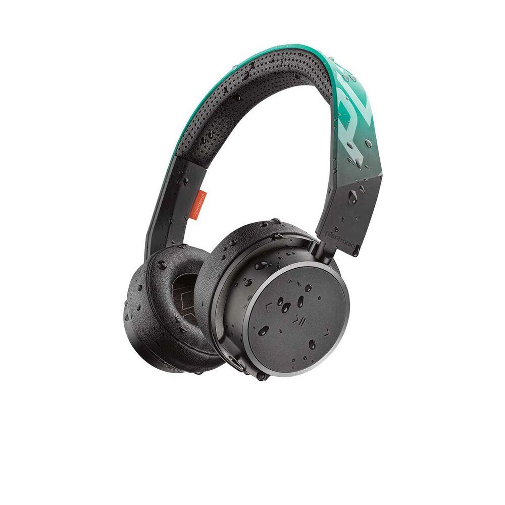 Plantronics BackBeat FIT 505 Wireless Headphones Teal | Rebel Sport