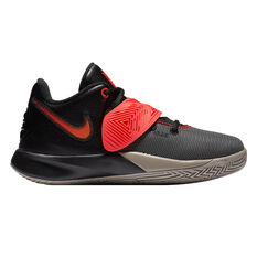 Nike Kyrie Flytrap III Kids Basketball Shoes Black US 4, Black, rebel_hi-res