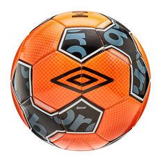 Umbro Speciali MK4 Soccer Ball Orange / Black 3, Orange / Black, rebel_hi-res