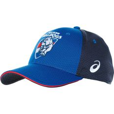 Western Bulldogs 2018 Media Cap OSFA, , rebel_hi-res