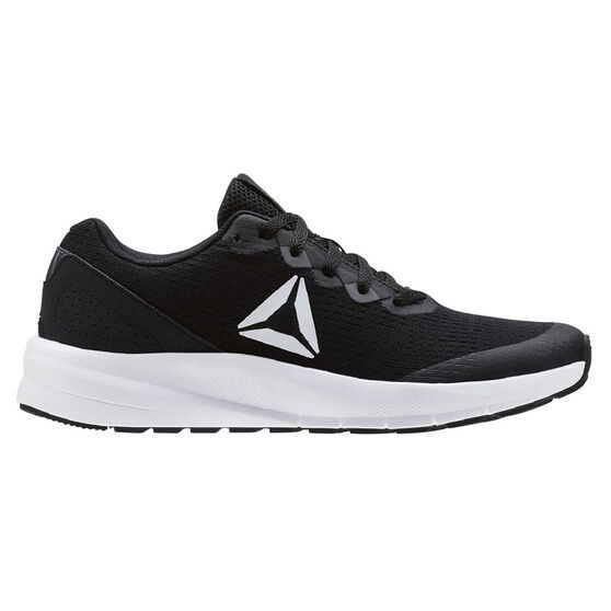 Reebok Runner 3.0 Womens Running Shoes, Black / Grey, rebel_hi-res