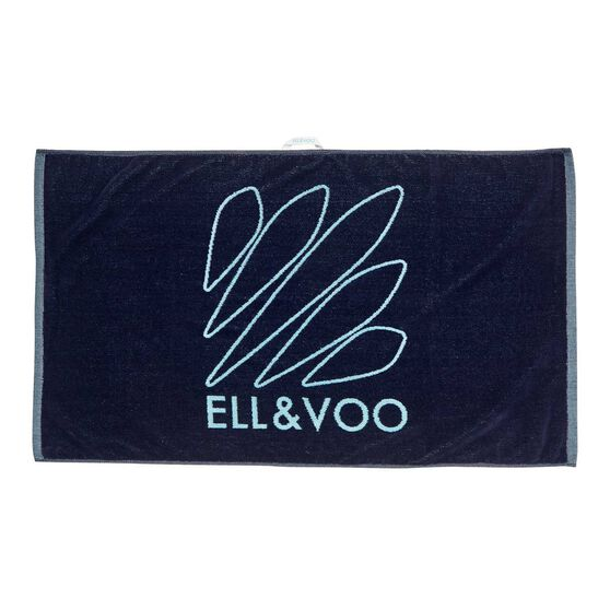 Ell & Voo Cotton Terry Gym Towel, , rebel_hi-res