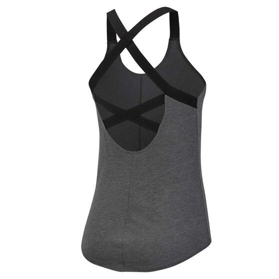 Nike Womens Dry Legend Training Tee, Grey, rebel_hi-res