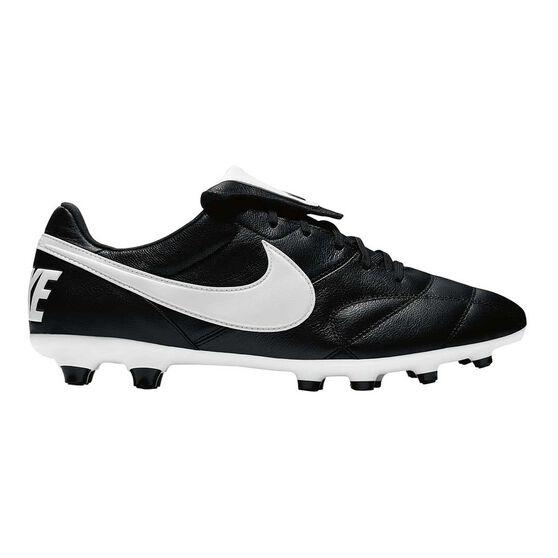 Nike Premier II Mens Football Boots Black   White US 7 Adult  1d53a084c057