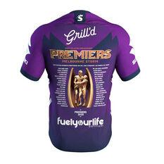 Melbourne Storm 2020 Womens Premiers Jersey Purple 8, Purple, rebel_hi-res