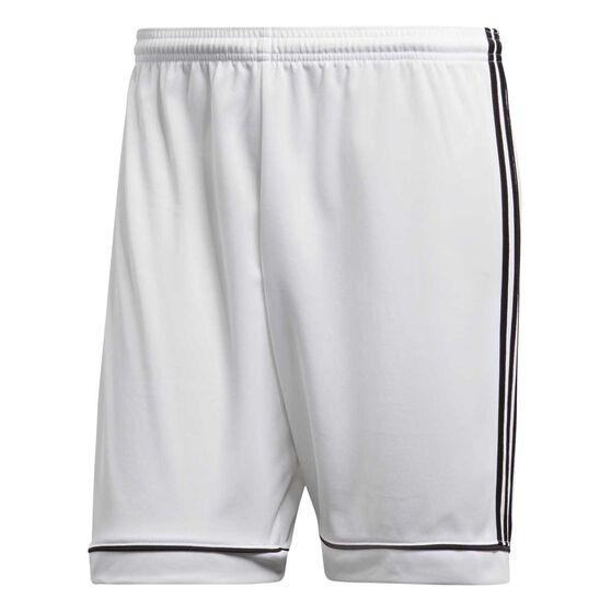 adidas  Squadra 17 Football Shorts, White / Black, rebel_hi-res