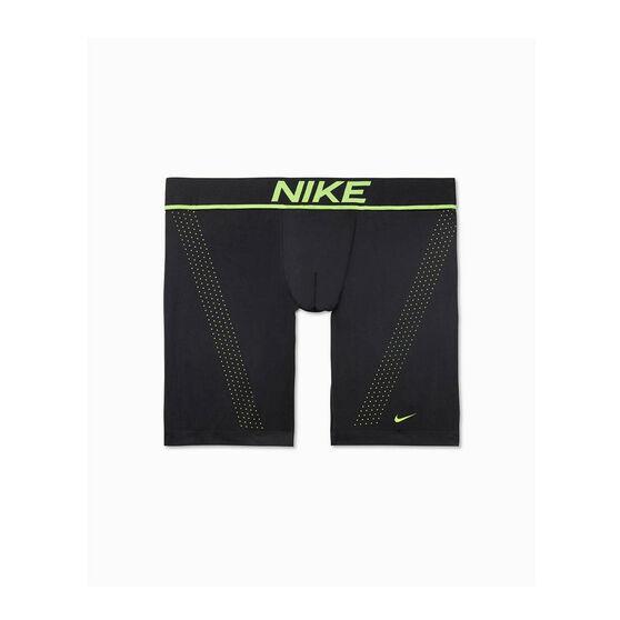 Nike Mens Elite Micro Boxer Briefs, Black, rebel_hi-res