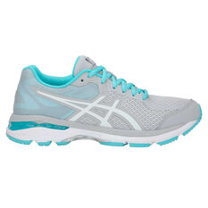 Asics GEL Glyde 2 Womens Running Shoes Grey / White US 6, Grey / White, rebel_hi-res
