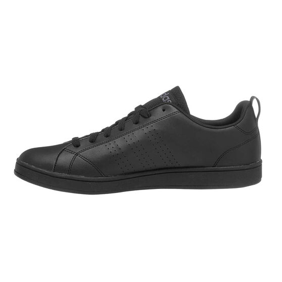 adidas Advantage Clean VS Mens Lifestyle Shoes, Black / Black, rebel_hi-res