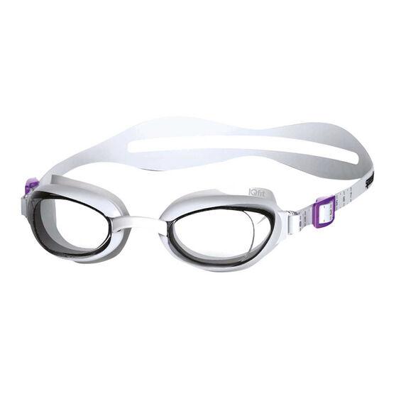 Speedo Aquapure Womens Swim Goggles, , rebel_hi-res
