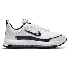 Nike Air Max AP Mens Casual Shoes White/Black US 6, White/Black, rebel_hi-res