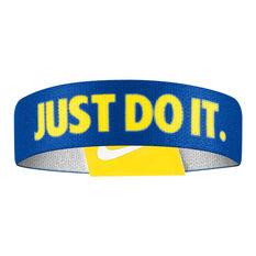 Nike Baller Band Blue / Yellow M / L, Blue / Yellow, rebel_hi-res