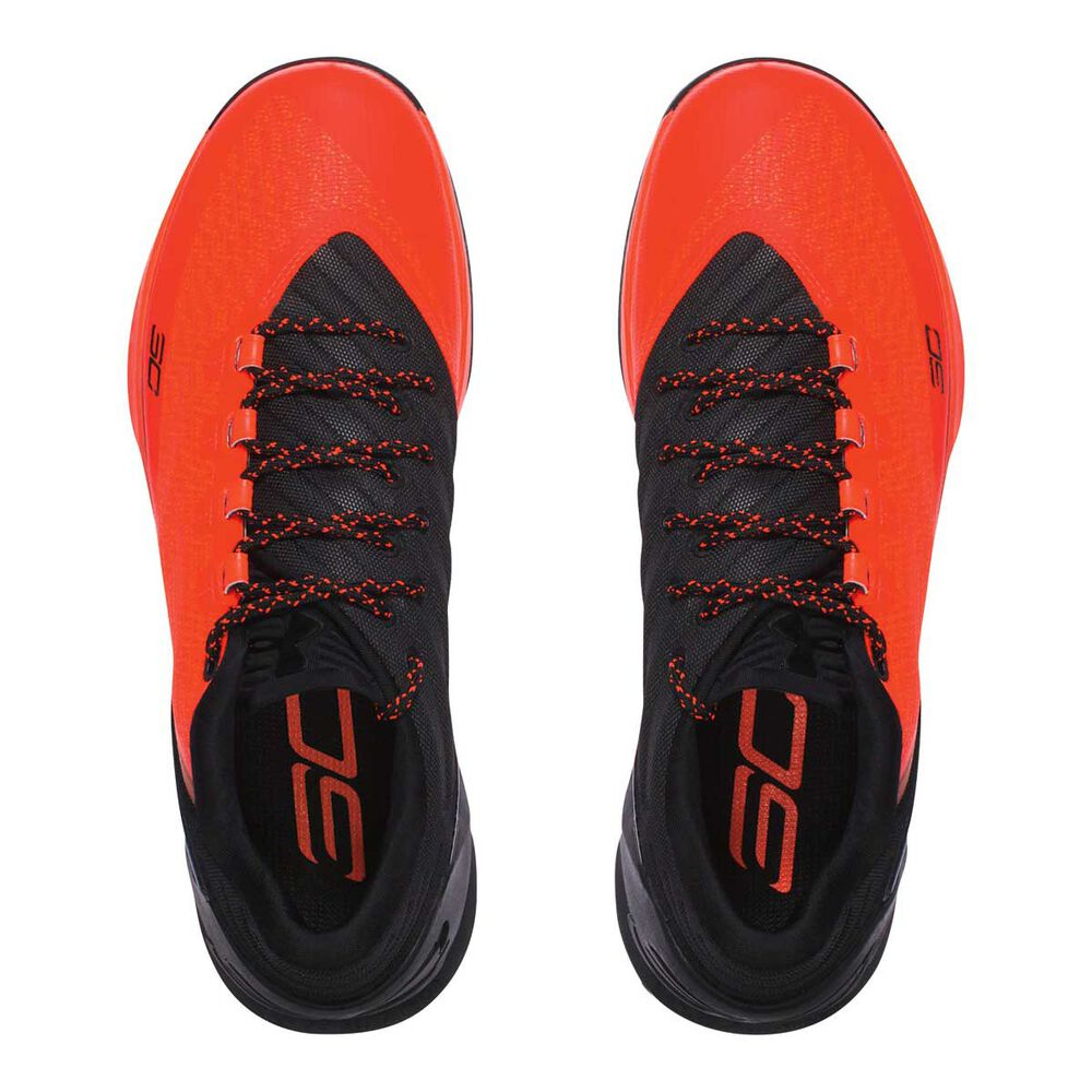 0a0568bd9887 Under Armour Curry 3 Low Mens Basketball Shoes Red   Black US 7 ...