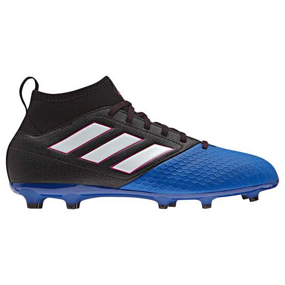 f844734cd adidas ACE 17.3 Primemesh Junior Football Boots Black   Blue US 1 Junior
