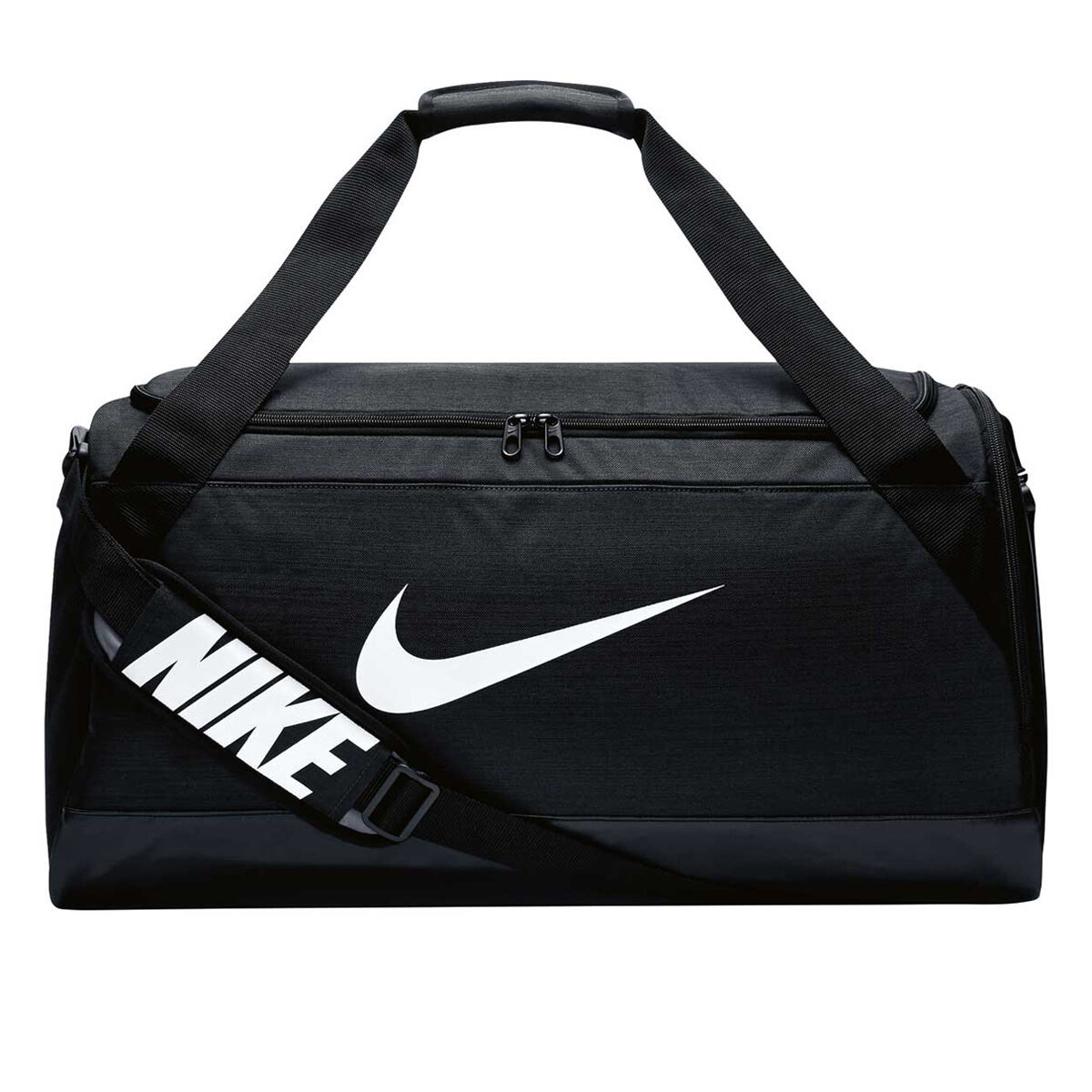 Details about Nike BLACK Duffle Bag Large HOLD 6 BASKETBALLS COACHES BAG EXCELLENT! FREE SHIP
