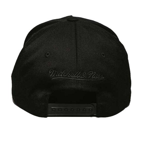 Philadelphia 76ers All Black 110 Snapback Cap, , rebel_hi-res