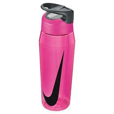 Nike Hypercharge 946ml Water Bottle, Vivid Pink, rebel_hi-res