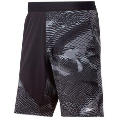 Reebok Mens Speed Shorts Black S, Black, rebel_hi-res