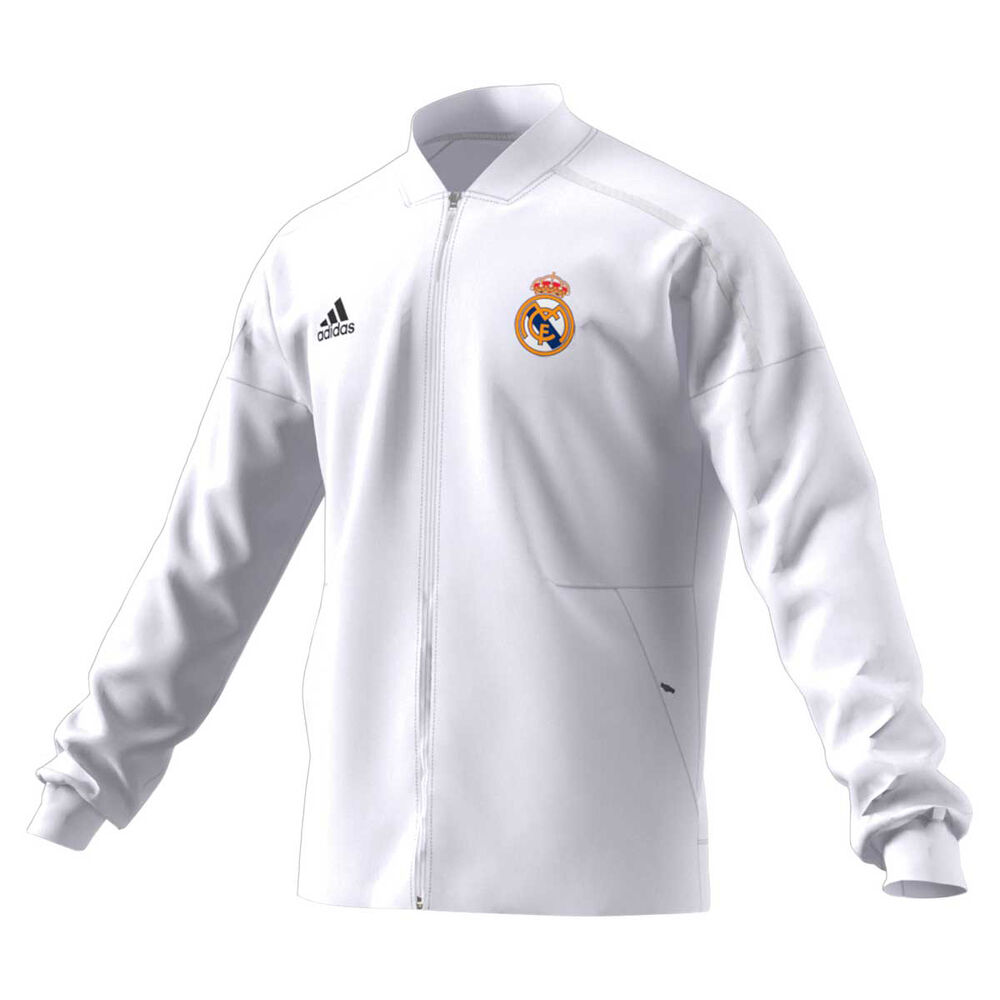 newest collection 42c37 2f0b0 Real Madrid CF 2018 / 19 Mens ZNE Jacket L